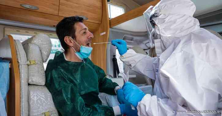 In Edicola sul Fatto Quotidiano del 5 Giugno: Occultano i contagi con meno tamponi. Le regioni tagliano i test