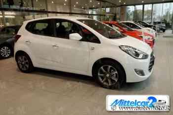 Vendo Hyundai ix20 1.6 MPI APP MODE nuova a Cassacco, Udine (codice 7054752) - Automoto.it