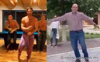 ¿Quién baila mejor?, Sebastián Rulli y Jericó Abramo protagonizan reto viral - Vanguardia MX