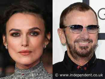 #PinYourThanks: Keira Knightley and Ringo Starr design badges for people to give to 'helpers' during coronavirus - The Independent