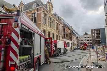 Brandweer moet van het ene brandje naar het andere snellen - Het Nieuwsblad