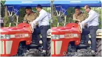 Watch Thala Mahendra Singh Dhonis new found love here - Zee News