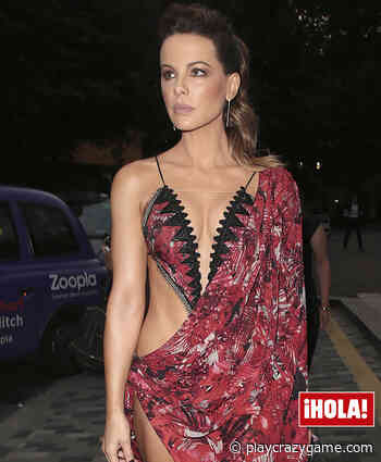 Flat belly 45 with the training and diet of Kate Beckinsale - Play Crazy Game