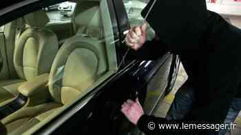 Annecy-le-Vieux / Poisy : deux hommes arrêtés pour des vols dans des voitures - Le Messager