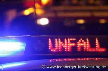 Unfall in Renningen: Eine Joggerin wird schwer verletzt - Renningen - Leonberger Kreiszeitung