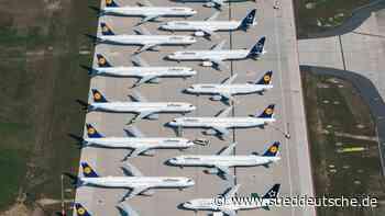 Tage der Lufthansa im Dax sind wohl gezählt - Süddeutsche Zeitung