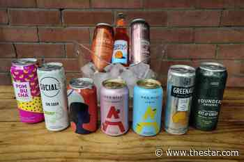 What's new in canned cocktails at the LCBO this summer?