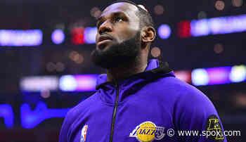 """NBA: LeBron James attackiert NFL-Quarterback Drew Brees für Flaggen-Aussage: """"Nichts verstanden"""" - SPOX.com"""