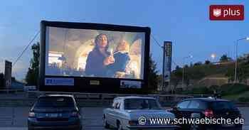 In die Autos, fertig, Kino - In Aalen eröffnet das Autokino - Schwäbische