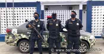 Feira, Itapetinga e Jacobina são únicas com guardas aptas a fazer convênios com governo federal - Bahia Noticias - Samuel Celestino