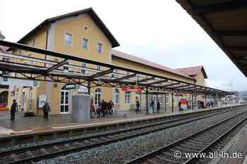 Baubeginn noch unklar: Barrierefreier Ausbau des Immenstädter Bahnhofs: Planung gestartet - all-in.de - Das Allgäu Online!