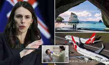 Jacinda Ardern blocks start date for trans-Tasman travel saying Australia's cases need to drop first