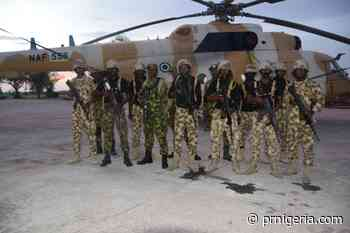 New Accommodation: NAF Quick Response Group Ready for Action in... - PR Nigeria News