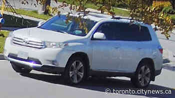 2 suspects sought in Whitchurch-Stouffville shooting - CityNews Toronto