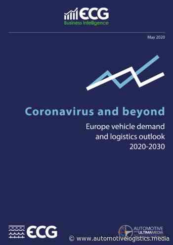 Coronavirus and beyond: Europe vehicle demand and finished vehicle logistics outlook 2020-2030 - Automotive Logistics