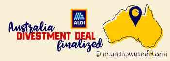 Aldi Divests Logistics Portfolio for $449M to Charter Hall - And Now U Know