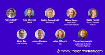 Ready or not, COVID-19 forced organizations deeper into digital logistics - FreightWaves