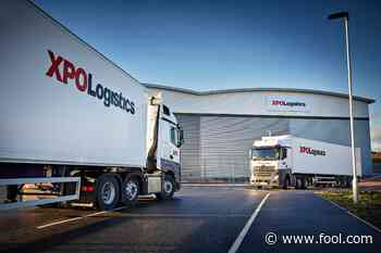 Why Shares of XPO Logistics Climbed in May - The Motley Fool