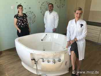 Krankenhaus: Neue Geburtshilfe im Helios-Klinikum in Bad Saarow eröffnet - Märkische Onlinezeitung
