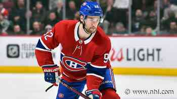 Return to Play Buzz: Drouin to return for Canadiens - NHL.com