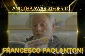 Tutti i premiati dell'Apulia Web Fest 2020. Il miglior attore è Francesco Paolantoni - TerlizziViva