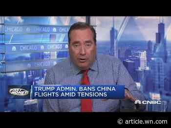 Trump issues memorandum to protect US investors from Chinese companies
