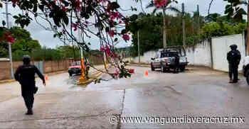 Amenaza de bomba en Ciudad Judicial de Acayucan - Vanguardia de Veracruz