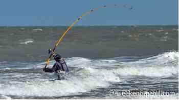 Pesca: Monte Hermoso y Sauce Grande dejan atrás la cuarentena - Weekend