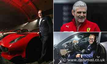 Former Ferrari boss was 'sacked for having an affair with a colleague'
