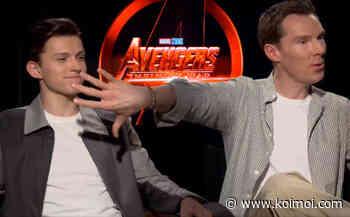 Avengers: Endgame Team Asked Benedict Cumberbatch To Babysit Tom Holland AKA Spider-Man For THIS Amusing Reason! - Koimoi