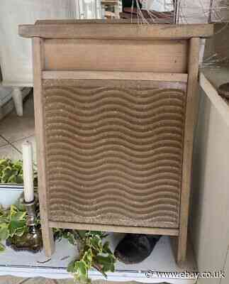 Antique Bakelite Washboard 50 X 36 CM