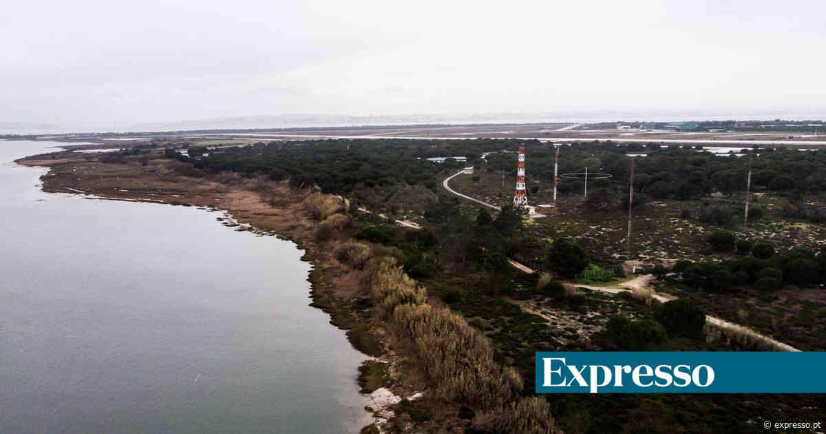 Governo no banco dos réus por causa do aeroporto do Montijo - Expresso
