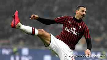 AC Mailand: Zlatan Ibrahimovic fit für den Serie-A-Restart? Schweden-Star erholt sich gut - Sportbuzzer