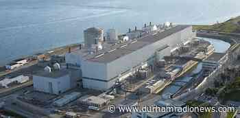 OPG says Darlington's Unit 2 reactor reaches full power - durhamradionews.com