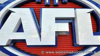 AFL closing on new reduced TV deal: report - Western Advocate
