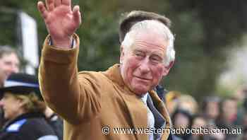Prince Charles misses hugging his family - Western Advocate