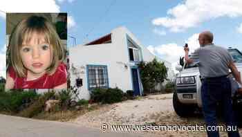 Madeleine McCann likely dead: German prosecutors - Western Advocate