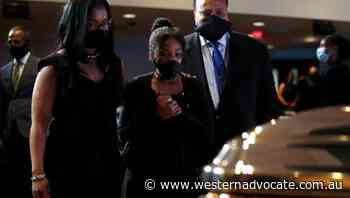 Three officers in US court on Floyd death - Western Advocate