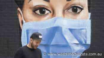 UK mandates face cover on public transport - Western Advocate