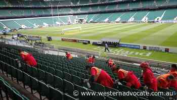 English RFU retain hope of November Tests - Western Advocate