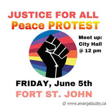 Peace Protest scheduled for this Friday in Fort St John - Energeticcity.ca