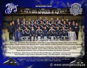 Fort St John Senior Flyers looking to make a return for 2020-21 season - Energeticcity.ca