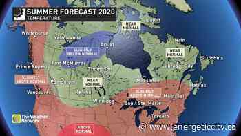Summer to start off slowly in Fort St John, according to Summer Forecast - Energeticcity.ca