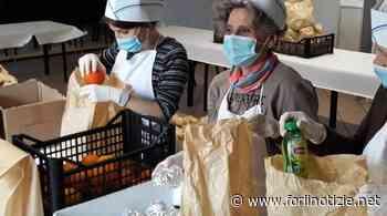 La Caritas diocesana Forlì-Bertinoro e l'emergenza Coronavirus: pacchi vivere a 1220 - forlinotizie.net