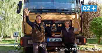 Weltenbummler aus Putbus stecken seit drei Monaten in Argentinien fest - Ostsee Zeitung