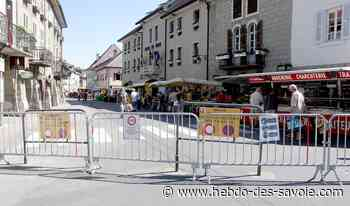 Rumilly - Tensions au marché - L'Hebdo des Savoie