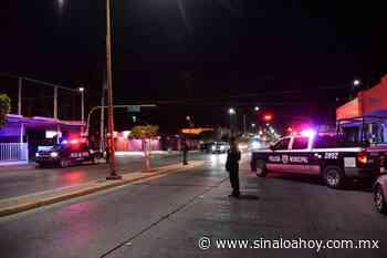 Ante el incremento de casos por COVID-19 en Guamuchil autoridades implementan operativo - Sinaloahoy