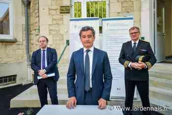 Gérald Darmanin est venu saluer les agents des Finances publiques à Rethel - L'Ardennais