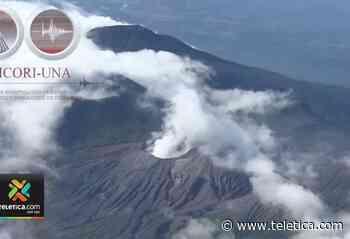 Actividad del Volcán Rincón de la Vieja podría ser más fuerte en los próximos días - Teletica