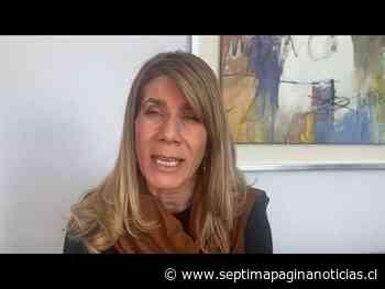 """(VIDEO) Senadora Rincón: """"Pido, suplico, exijo, usen el verbo que quieran, pare decreten cuarentena en el Maule"""" - Septima Pagina"""